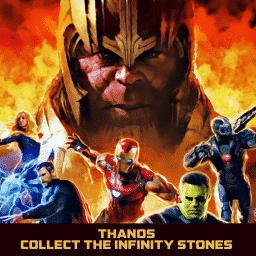 Thanos - A Végtelen Kövek nyomában